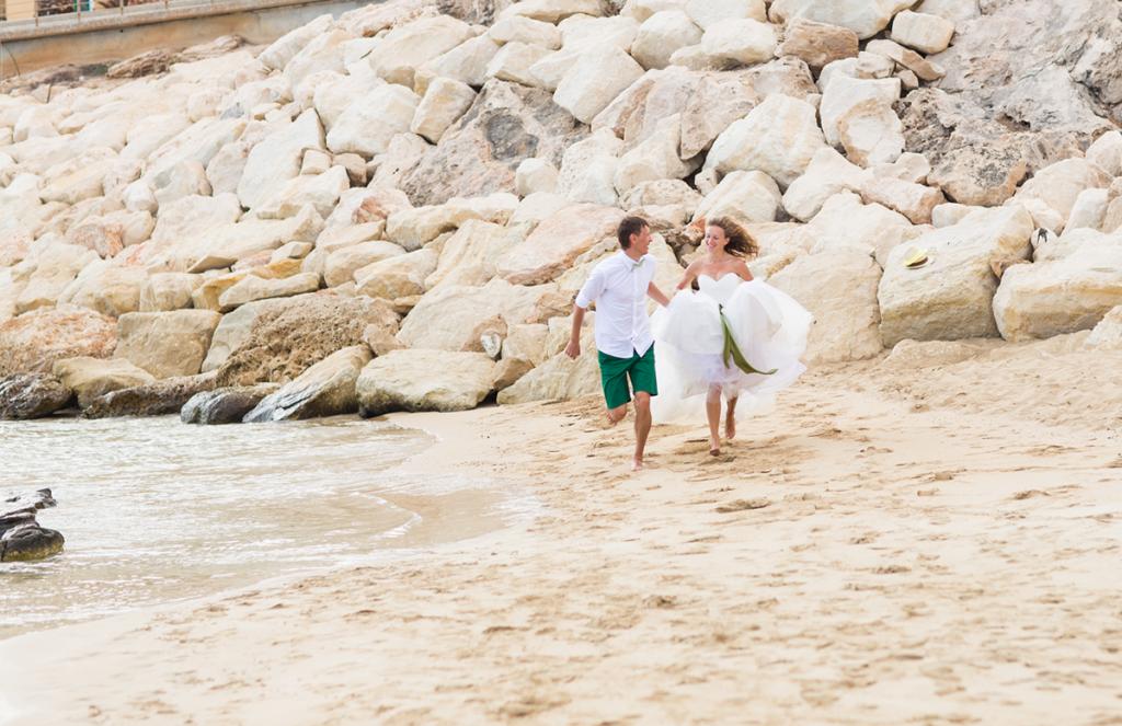 Boda Gratis en la Playa